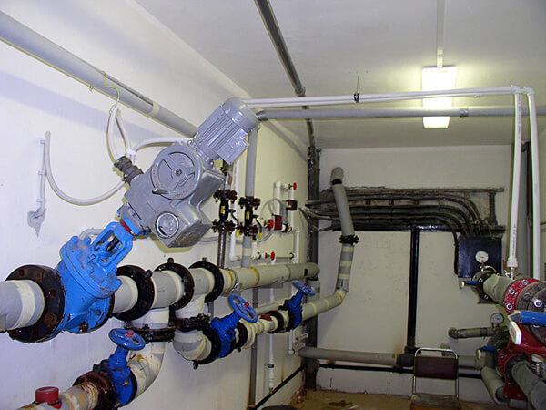 Конкурс на водоснабжение и водоотведение