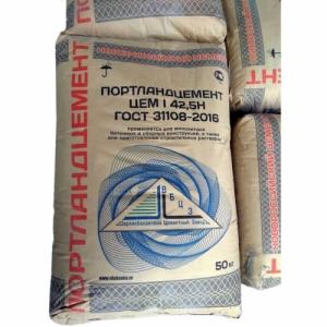 Новороссийский цемент ЦЕМ I 42,5Н