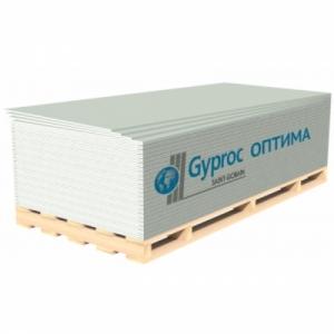 Лист гипсокартона GYPROC ОПТИМА ГСП-А